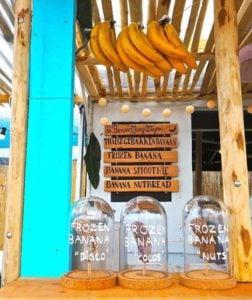 De Banaanhangwagen