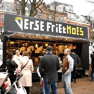 Verse FrietHoes