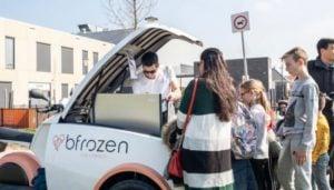 bfrozen icecream ijskar