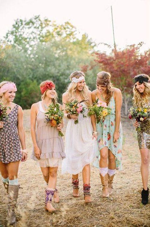 bruiloft festival kleding