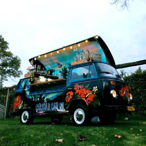 Cocktailcar food truck Volkswagen