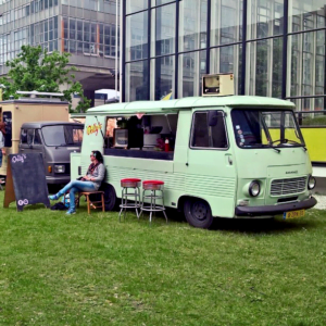 Dolly's Peugeot Foodtruck