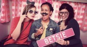 Photobooth Caravan Betsie