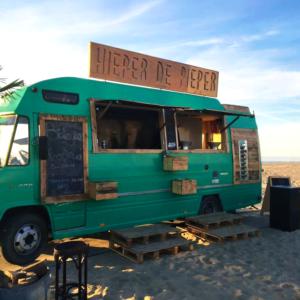Hieper de Pieper food truck Volkswagen