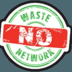 no waste network logo