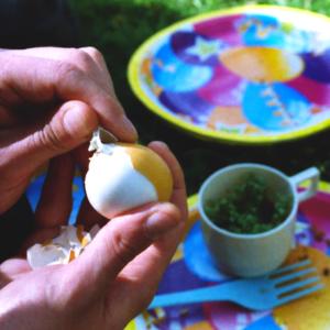 Paasontbijt ideetjes als picknicken