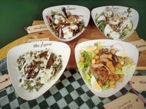 Salades sla gerei