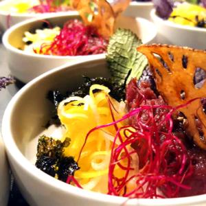 barbecue feest Koreaans uit Aziatische Foodtruck