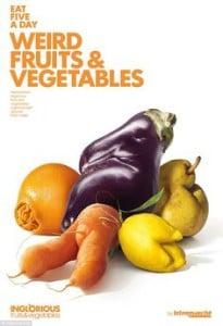 Weird fruits & vegetables