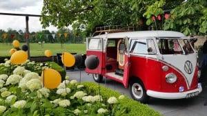Volkswagen met muziek jukebox